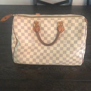 100% Authentic Louis Vuitton Speedy